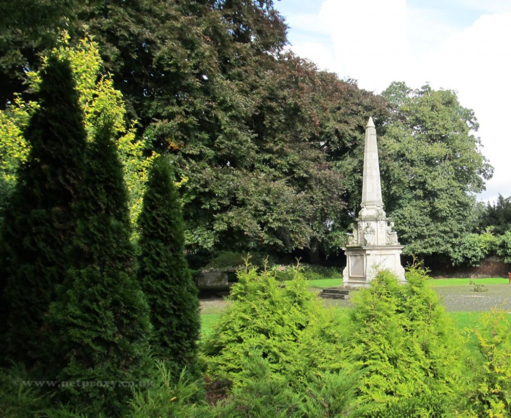 Relax, Contemplate and Meditate in the War Memorial Garden.