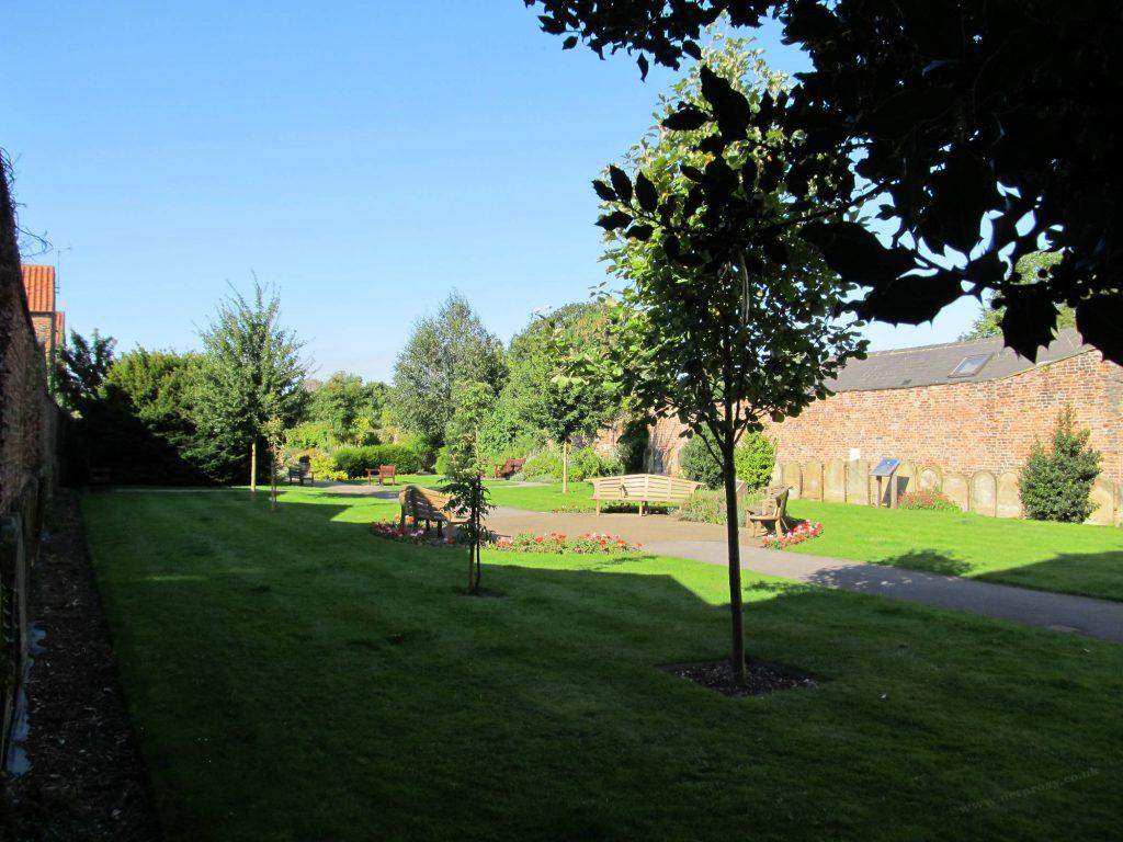 Field of Hope, Sensory and Coronation Garden, Beverley, East Yorkshire