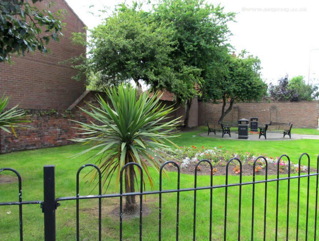 Queen Elizabeth Diamond Jubilee Garden